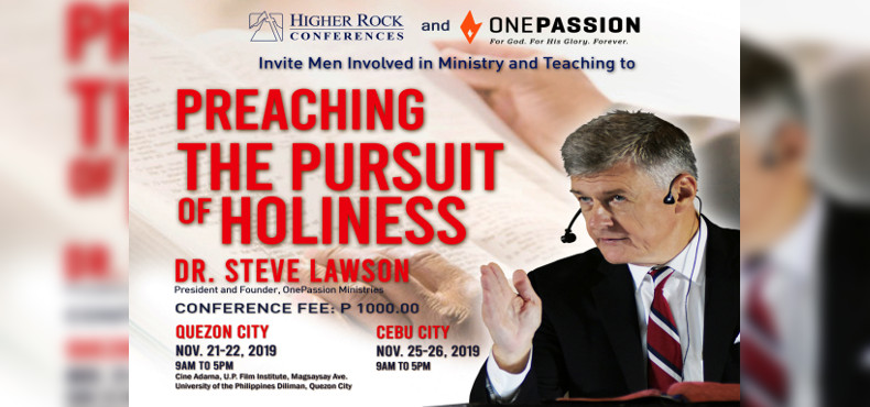 Preaching the Pursuit of Holiness