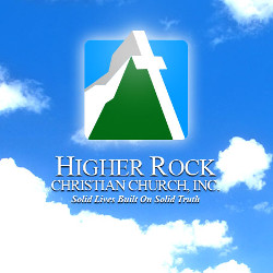 Higher Rock Christian Church Inc. Logo