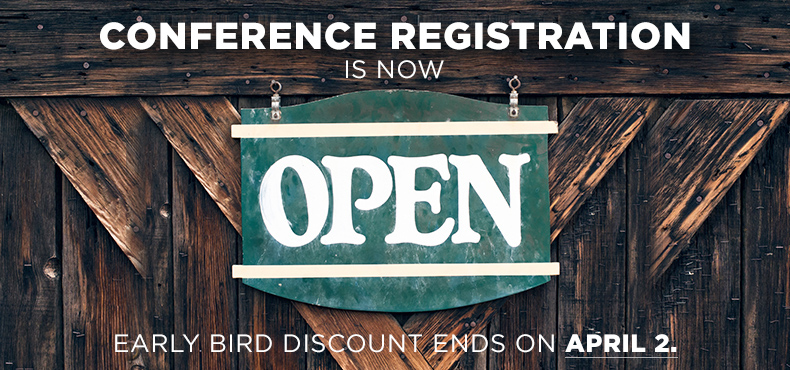 Higher Rock Conferences Registration Now Open Poster