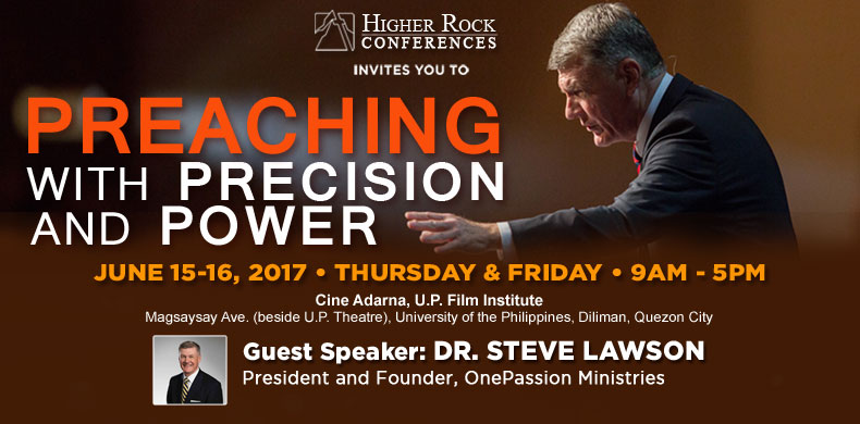 Higher Rock Conferences Preaching With Precision and Power