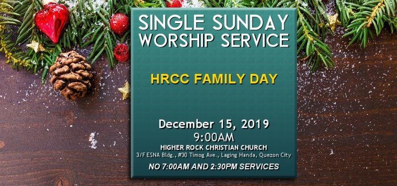 Higher Rock Christian Church Family Day 2019