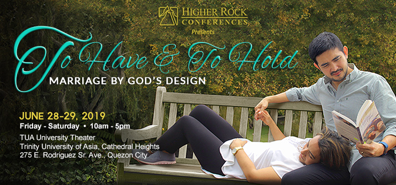 Higher Rock Conferences, Marriage by God