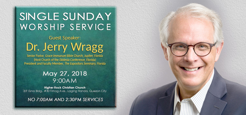 Higher Rock Christian Church Single Sunday Worship Service 25 May 2018