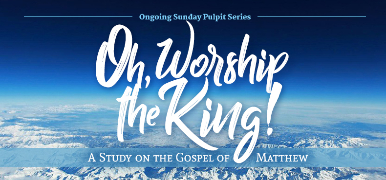 higher rock christian church sermon series on gospel of mattew