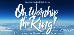 Oh, Worship The King!